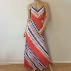 Heart soul Large long maxi dress